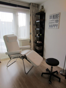 op deze afbeelding een foto van de heerlijk zittende stoel
