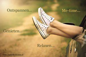 ontspannen